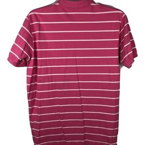 Polo by Ralph Lauren Shirts - Polo Ralph Lauren polo shirt Pink White Striped L